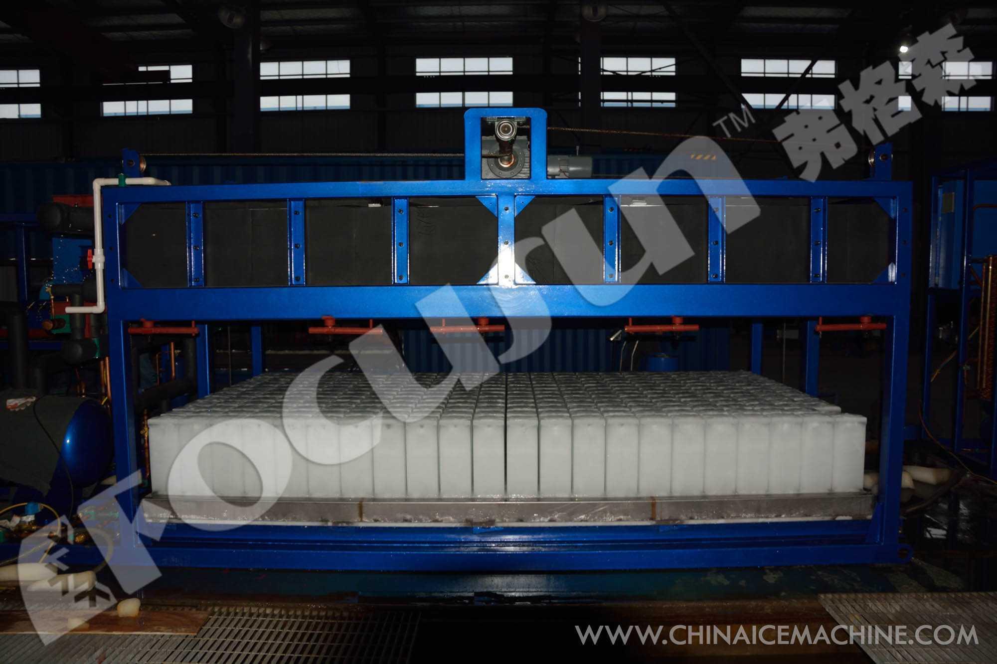 弗格森日产5吨直冷式块冰机_弗格森制冰机_新浪博客
